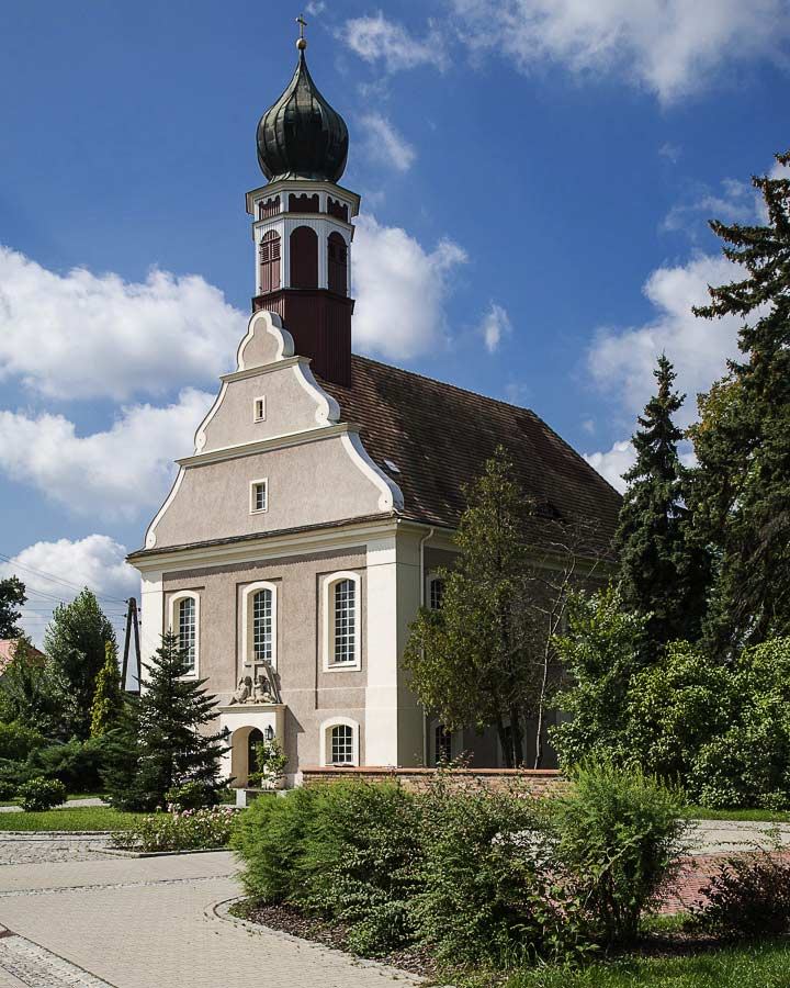 Kirche Reichwalde