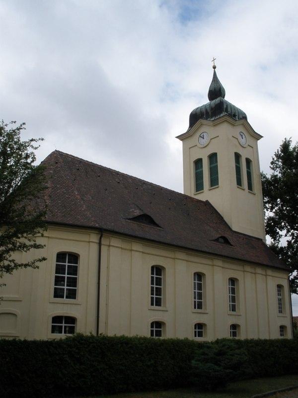 Kirche Nochten